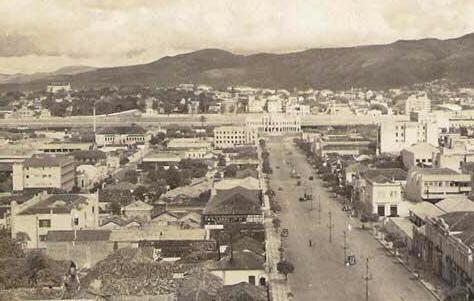1920 - Av Santos Dummont